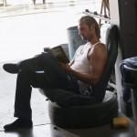 man reading 14