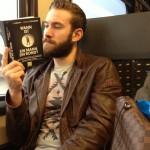 man reading 3